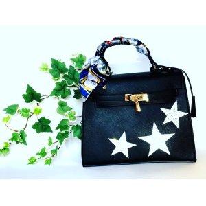 画像1: 星を散りばめたバッグ