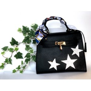 画像3: 星を散りばめたバッグ