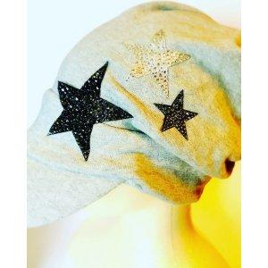 画像3: 星を散りばめたスターキャップ