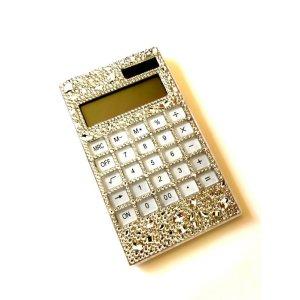 画像3: ダイヤモンドダストの電卓