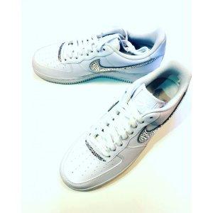 画像1: Nikeエアフォース 1 スワロデコ
