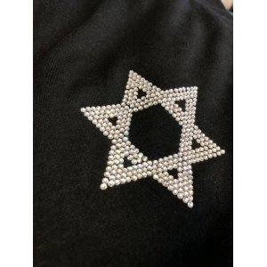 画像2: 6芒星 デコTシャツ