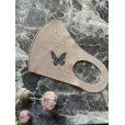 画像2: Butterflyデコマスク スワロフスキー®︎・クリスタル使用 (2)