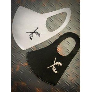 画像2:  Pistol    デコマスク ウレタンマスク